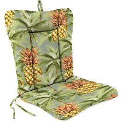 Jordan Manufacturing Luau Breeze Dinalounge Chair Cushion