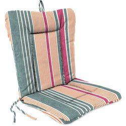 Jordan Manufacturing Bacall Twilight Dinalounge Cushion