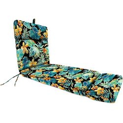 Jordan Manufacturing Beachcrest Caviar Chaise Lounge Cushion