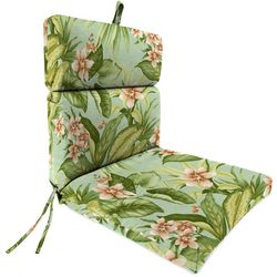 Jordan Manufacturing Jamaica Mist Chair Cushion