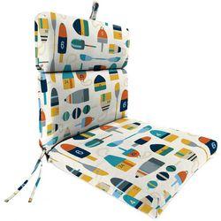 Jordan Manufacturing Shipwreck Ocean Chair Cushion
