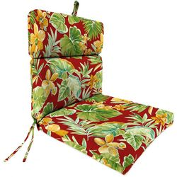 Jordan Manufacturing Beachcrest Poppy Chair Cushion