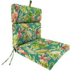 Jordan Manufacturing Beachcrest Lagoon Chair Cushion