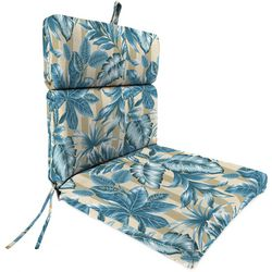 Jordan Manufacturing Freemont Chambray Chair Cushion