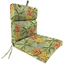 Jordan Manufacturing Luau Breeze Dinalounge Chair Cushion