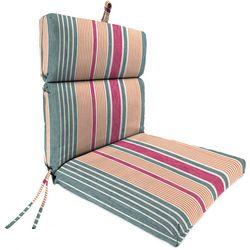 Jordan Manufacturing Bacall Twilight Chair Cushion