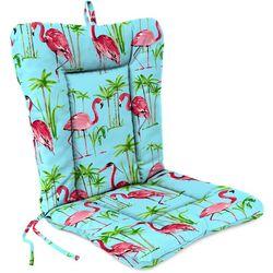 Jordan Manufacturing Mingo Aqua Dinalounge Chair Cushion
