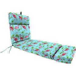 Jordan Manufacturing Mingo Aqua Chaise Lounge Cushion