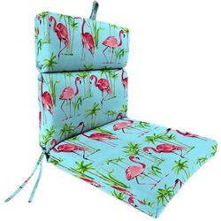 Jordan Manufacturing Mingo Aqua Chair Cushion