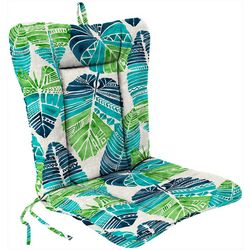 Jordan Manufacturing Hixon Caribe Dinalounge Chair Cushion