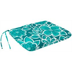 Jordan Manufacturing Halsey Seaglass Monoblock Chair Cushion