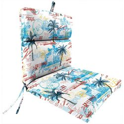 Jordan Manufacturing Getaway Baltic Chair Cushion