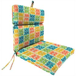 Jordan Manufacturing Epona Sunsplash Chair Cushion