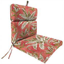 Jordan Manufacturing Kalawee Tearose Chair Cushion