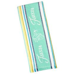 Fiesta Logo Kitchen Towel