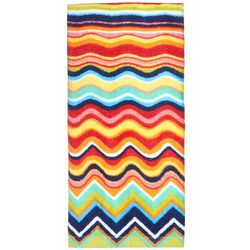Fiesta Multicolor Zig Zag Kitchen Towel