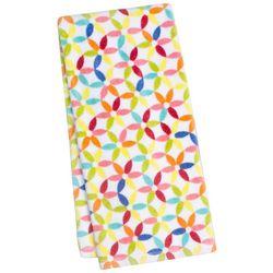 Fiesta Petite Floral Kitchen Towel
