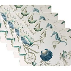 Benson Mills 4-pc. Under The Sea Cork Placemat