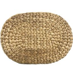 Benson Mills Water Hyacinth Woven Oval Placemat