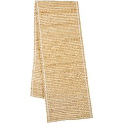 Leila's Linens Jute & Corn Table Runner