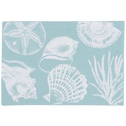 Shore Dreams Stamped Shell Placemat