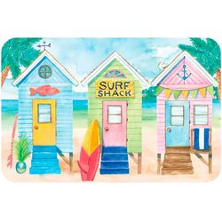 Counter Art Beach Houses Reversible Placemat
