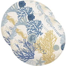 Table Trends 2-pc. Under The Sea Placemat Set