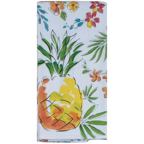 Kay Dee Designs Tropical Oasis Terry Kitchen Towel