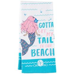 Kay Dee Designs Southern Couture Mermaid Kitchen Towel