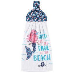 Kay Dee Designs Southern Couture Mermaid Tie Towel