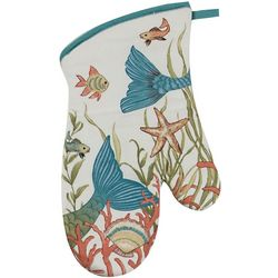 Kay Dee Designs Seas the Day Mermaid Oven Mitt