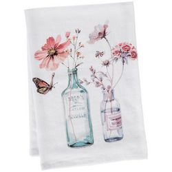 Kay Dee Designs Handmade By Lisa Floral Flour Sack Towel