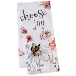 Kay Dee Designs Handmade By Lisa Floral Terry Towel