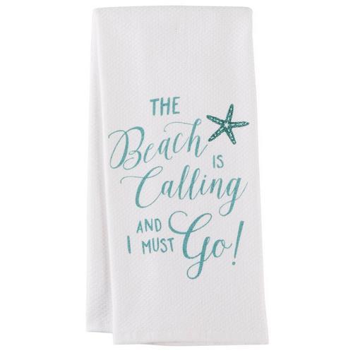 Kay dee designs beach is calling kitchen towel bealls florida Kay dee designs kitchen towels