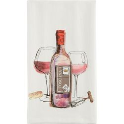 Kay Dee Designs Choice Wine Flour Sack Towel