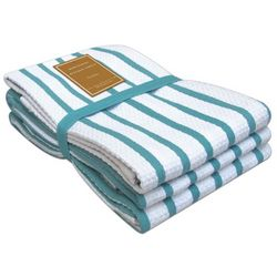 Riviera Collection 3-pk. Stripe Kitchen Towels