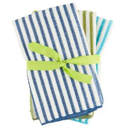 Ritz 3-pc. Microfiber Stripe Cool Kitchen Towels