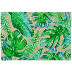 Vintage House 4-pc. Palm Leaves Placemat Set