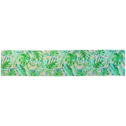 Park B. Smith Palm Leaves Table Runner