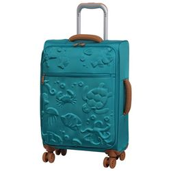 it luggage 22'' Aquatic Lightweight Spinner Luggage