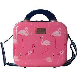 Chariot Flamingo Hardside Beauty Case