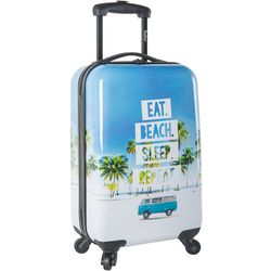 Wembley 20'' Live It Up Beach Hardside Spinner Luggage