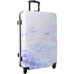 Wembley 28'' Live It Up Marble Hardside Spinner Luggage