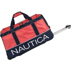 Nautica 26'' Dockside Wheeled Duffel Bag