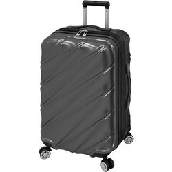 London Fog 24'' Gatwick Hardside Expandable Spinner Luggage