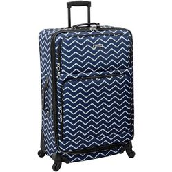 Leisure Luggage 29'' Lafayette Navy Rope Spinner Luggage