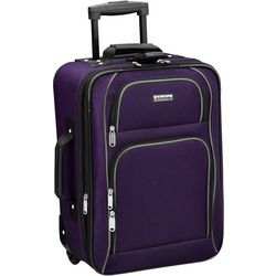 Leisure Luggage 18'' Sterling Collection Expandable Luggage