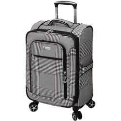 London Fog 20'' Sheffield Expandable Spinner Luggage