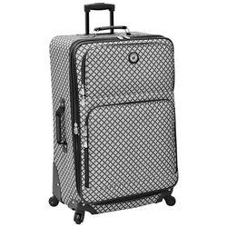 Leisure Luggage 29'' Lafayette Grey Diamond Brush Luggage