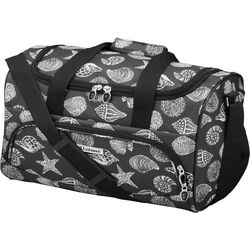 Leisure Luggage 20'' Lafayette Charcoal Shells Duffel Bag